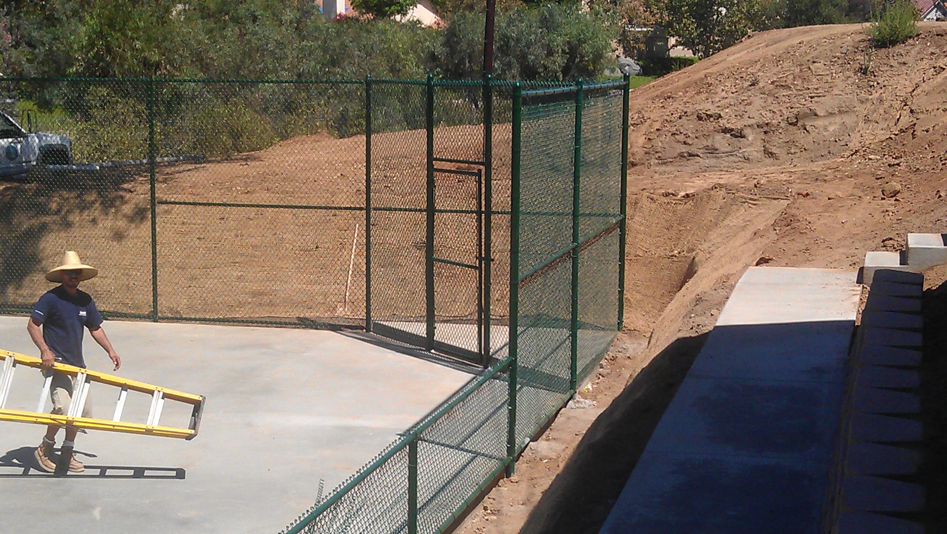 San Diego Chain Link Fence Hd Fence Inc Fences Gates