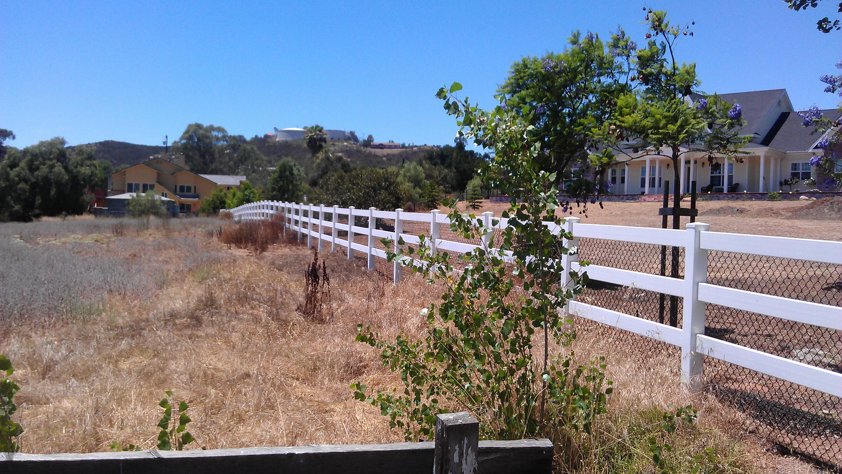 Vinyl Fencing Installation San Diego | HD Fence Inc Fences ...